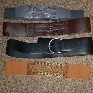 Accessories - Waist belt bundle